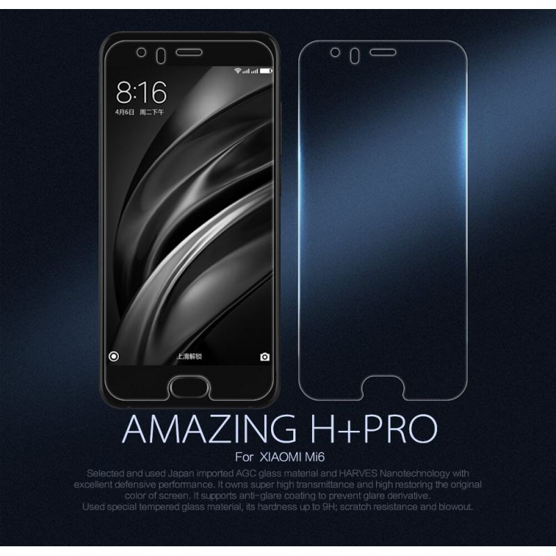 Nillkin Amazing H+ Pro tempered glass screen protector for ...