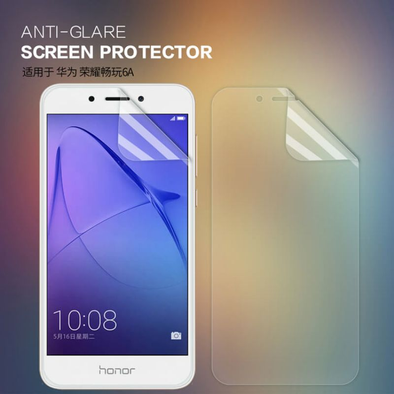 Nillkin Matte Scratch-resistant Protective Film for Huawei Honor 6A order from official NILLKIN store