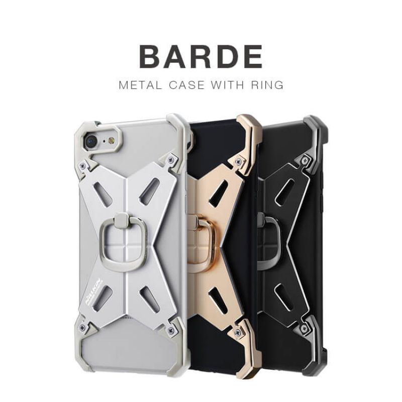 Nillkin Barde metal case with ring II for Apple iPhone 7 order from official NILLKIN store