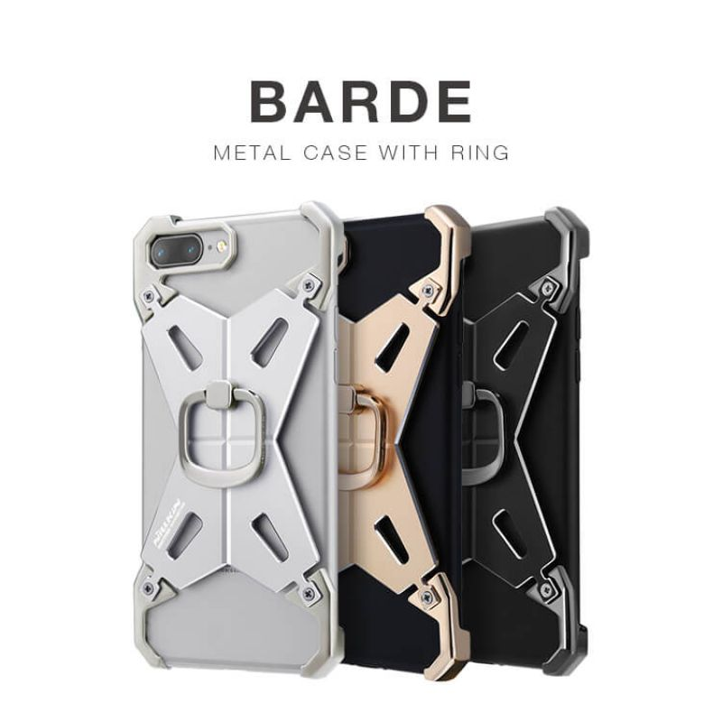 Nillkin Barde metal case with ring II for Apple iPhone 7 Plus order from official NILLKIN store