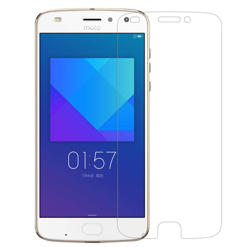 motorola z2 play. nillkin amazing h+ pro tempered glass screen protector for motorola moto z2 play order from official