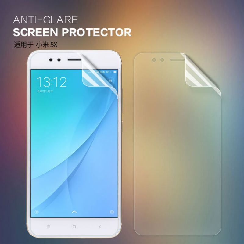 Nillkin Matte Scratch-resistant Protective Film for Xiaomi Mi5X (Mi 5X, Mi A1) order from official NILLKIN store