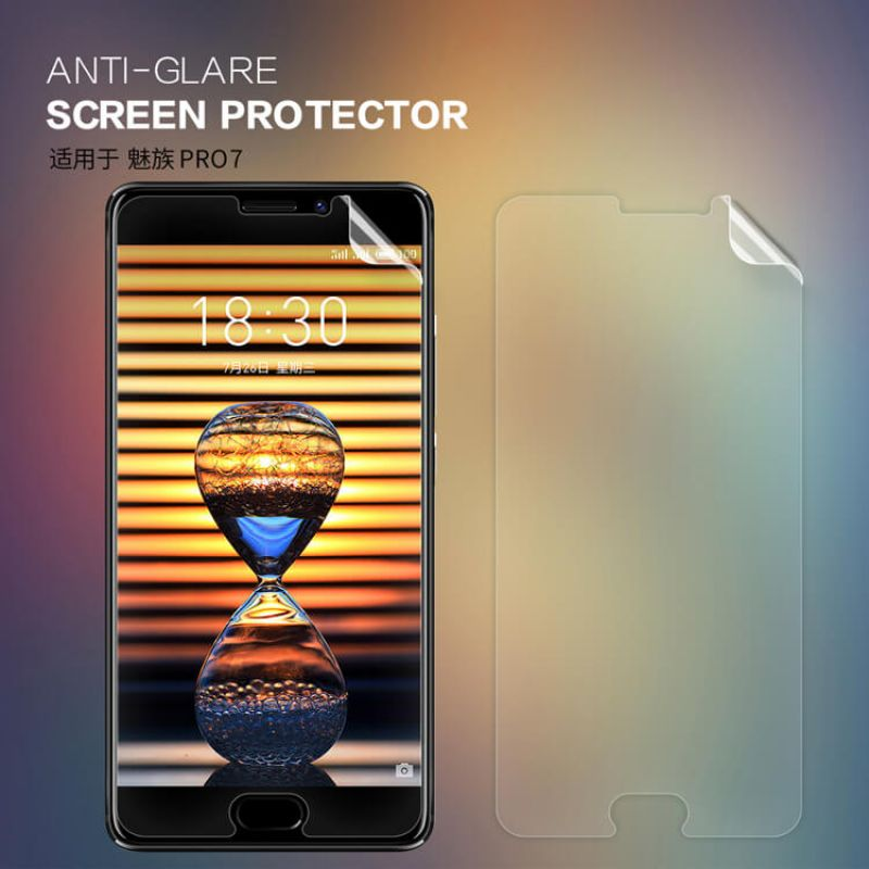 Nillkin Matte Scratch-resistant Protective Film for Meizu Pro 7 order from official NILLKIN store