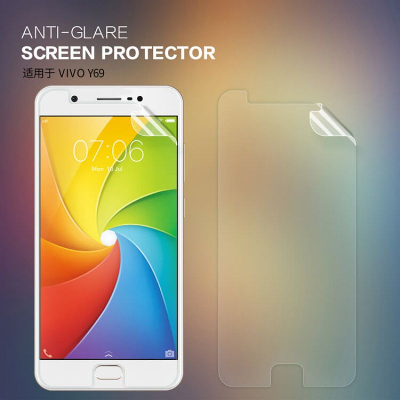 Nillkin Matte Scratch-resistant Protective Film for Vivo Y69 order from official NILLKIN store