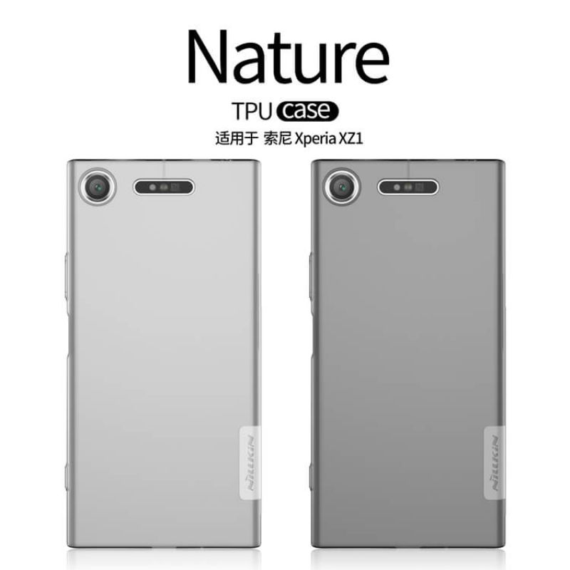 Nillkin Nature Series TPU case for Sony Xperia XZ1 order from official NILLKIN store
