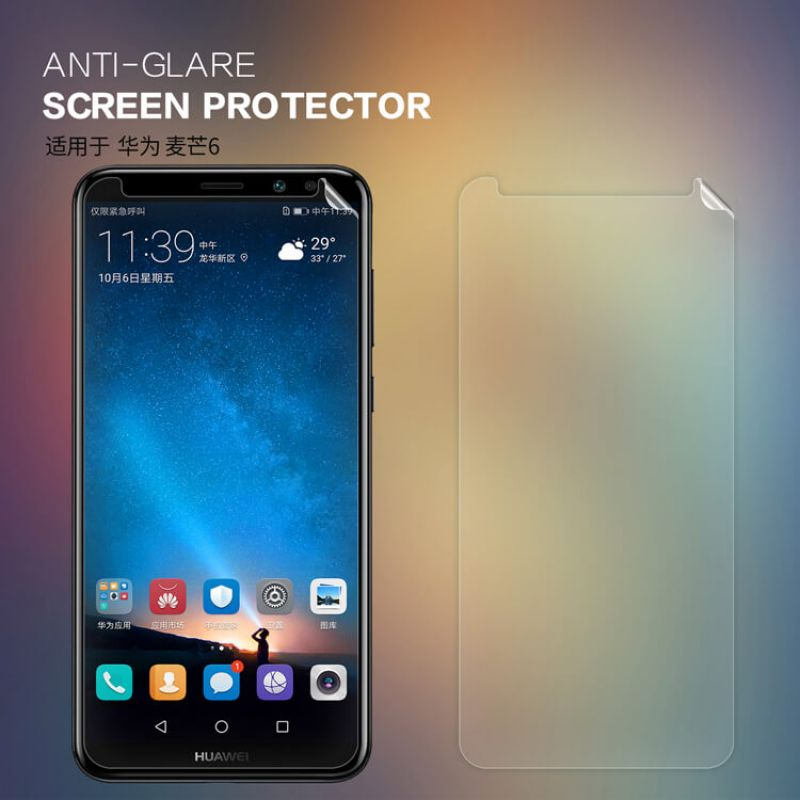 Nillkin Matte Scratch-resistant Protective Film for Huawei Nova 2i order from official NILLKIN store