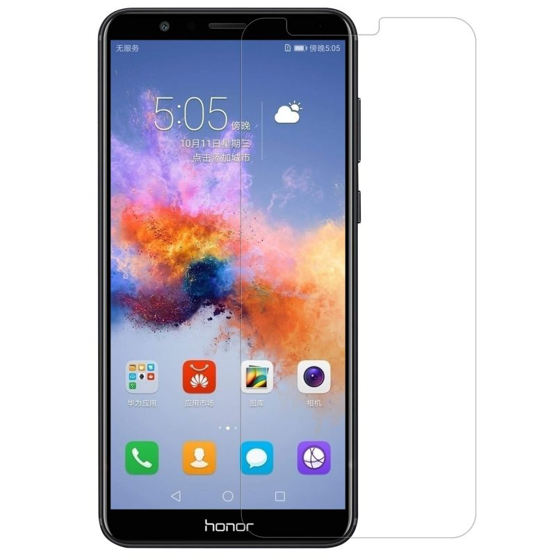 huawei honor 7x. nillkin super clear anti-fingerprint protective film for huawei honor 7x order from official nillkin 7x