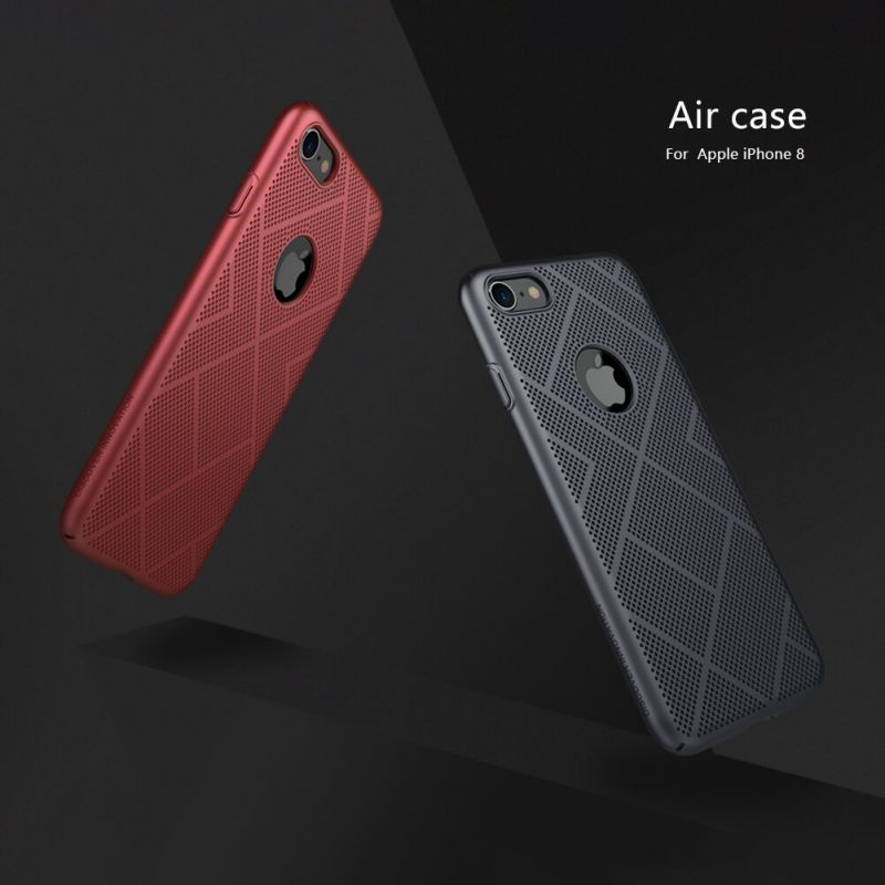 Nillkin AIR series ventilated fasion case for Apple iPhone 8 order from official NILLKIN store