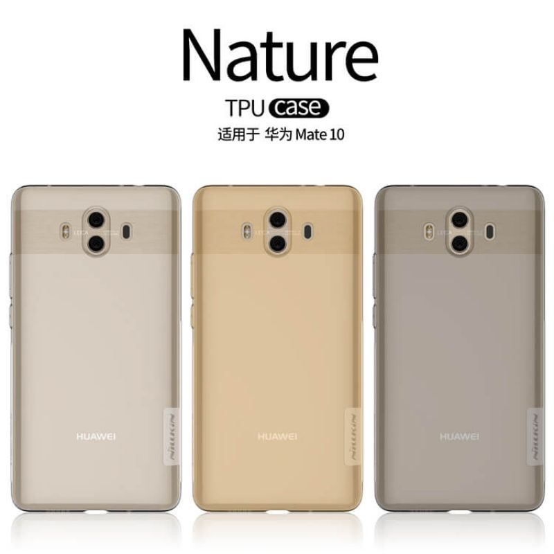 Nillkin Nature Series TPU case for Huawei Mate 10 order from official NILLKIN store