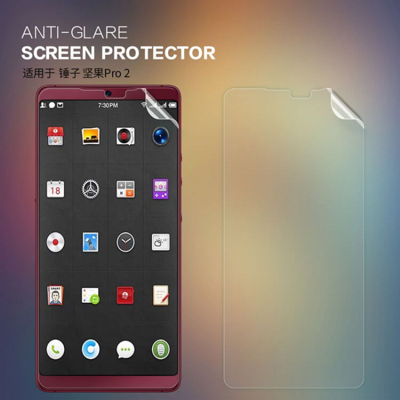 Nillkin Matte Scratch-resistant Protective Film for Smartisan Nut Pro 2 order from official NILLKIN store