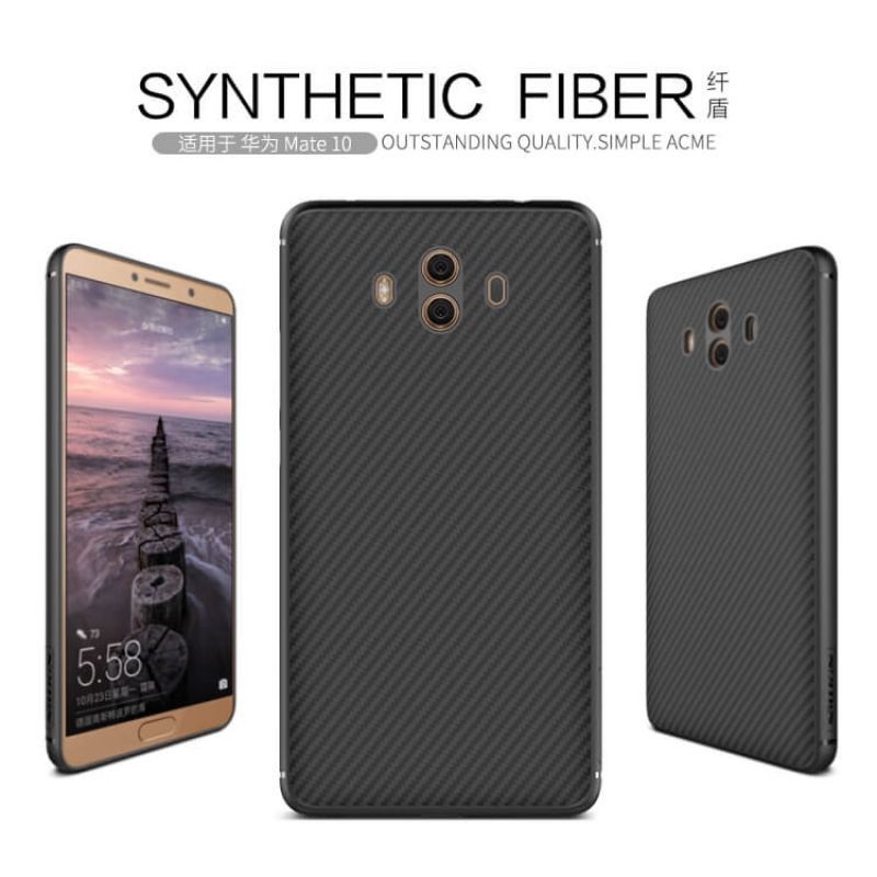 Nillkin Synthetic fiber Series protective case for Huawei Mate 10 order from official NILLKIN store