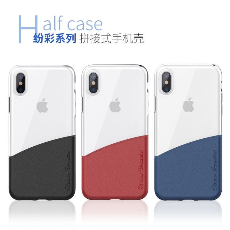Nillkin Half case for Apple iPhone X order from official NILLKIN store