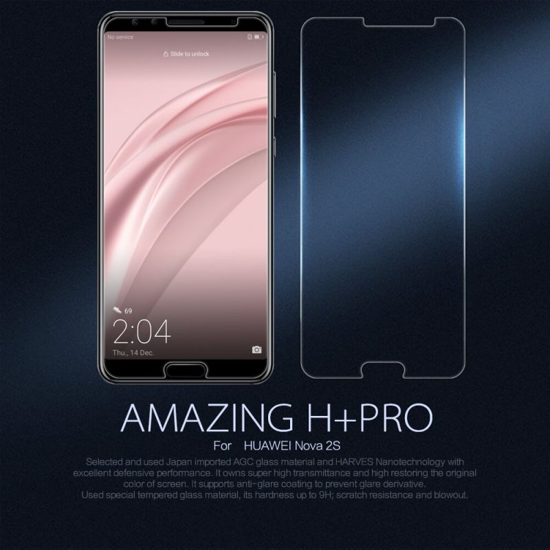 Nillkin Amazing H+ Pro tempered glass screen protector for Huawei Nova 2S order from official NILLKIN store