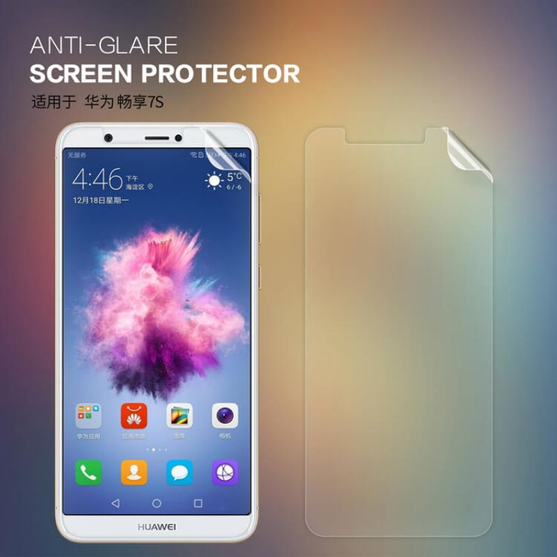 Nillkin Matte Scratch-resistant Protective Film for Huawei Enjoy 7S order from official NILLKIN store