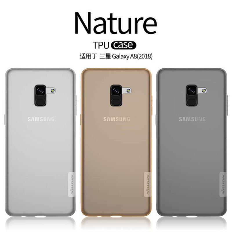 Nillkin Nature Series TPU case for Samsung Galaxy A8 (2018) order from official NILLKIN store
