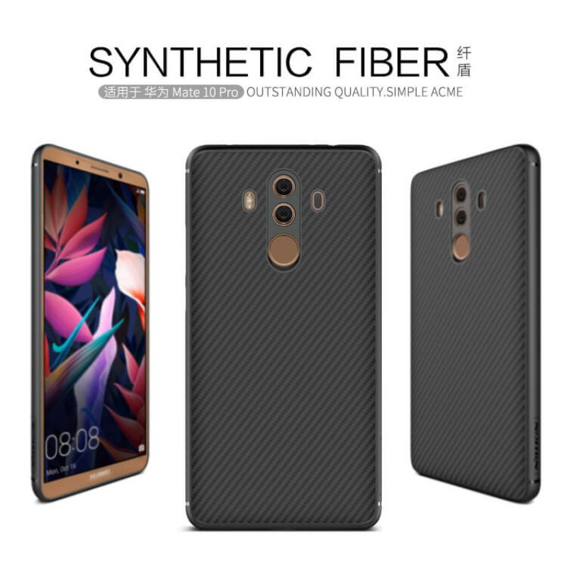 Nillkin Synthetic fiber Series protective case for Huawei Mate 10 Pro order from official NILLKIN store