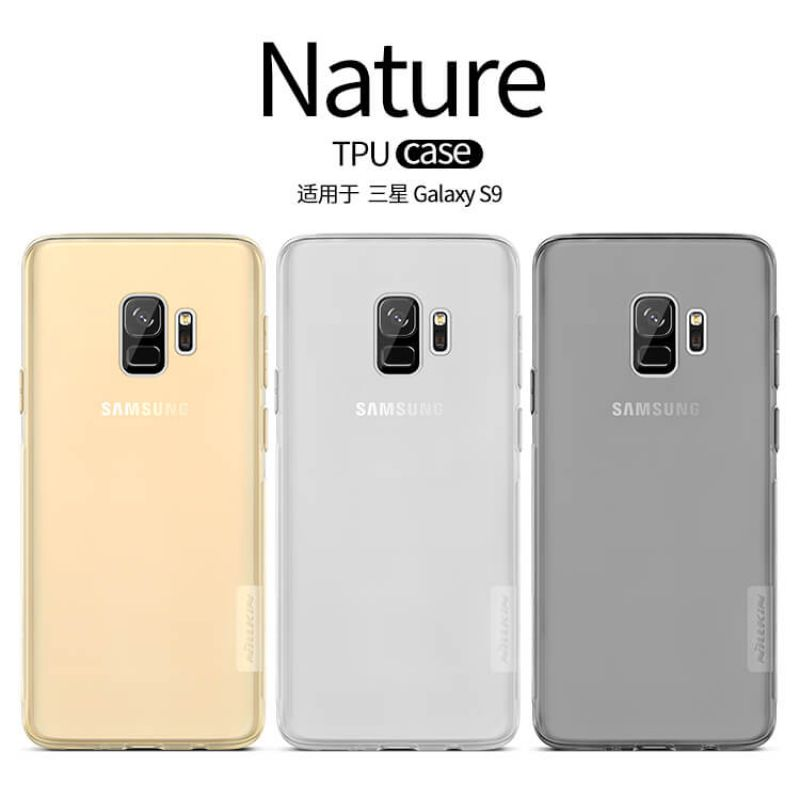 Nillkin Nature Series TPU case for Samsung Galaxy S9 order from official NILLKIN store
