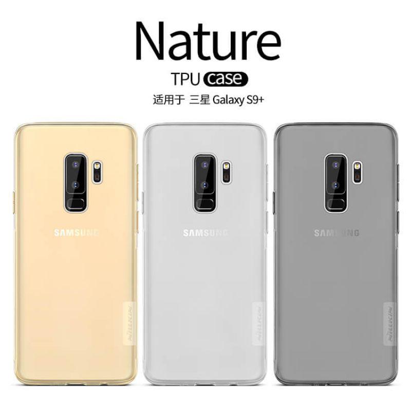 Nillkin Nature Series TPU case for Samsung Galaxy S9 Plus order from official NILLKIN store