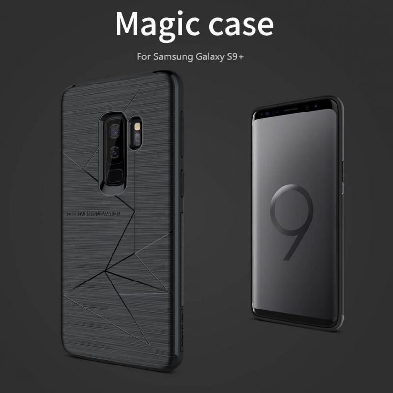 Nillkin Magic Qi wireless charger case for Samsung Galaxy S9 Plus order from official NILLKIN store