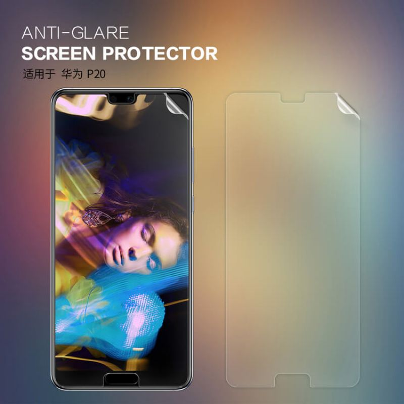 Nillkin Matte Scratch-resistant Protective Film for Huawei P20 order from official NILLKIN store