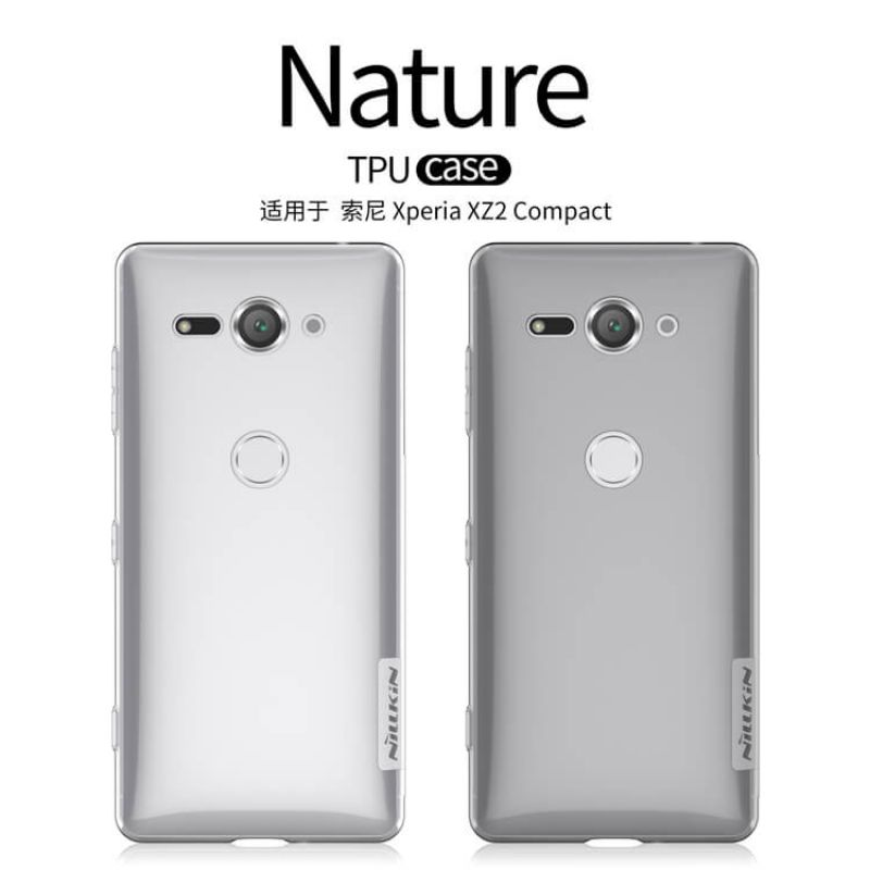 Nillkin Nature Series TPU case for Sony Xperia XZ2 Compact order from official NILLKIN store