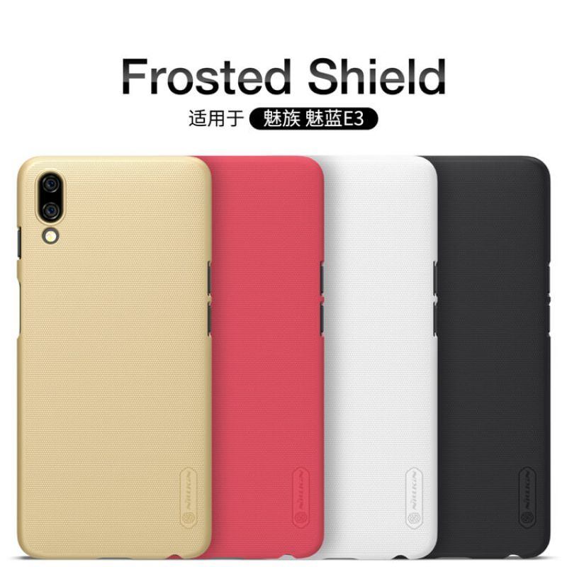 Nillkin Super Frosted Shield Matte cover case for Meizu E3 + free screen protector order from official NILLKIN store