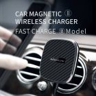 NILLKIN Car Magnetic QI Wireless Charger II (model B) (FAST Charge)