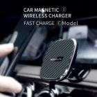NILLKIN Car Magnetic QI Wireless Charger II (model C) (FAST Charge)