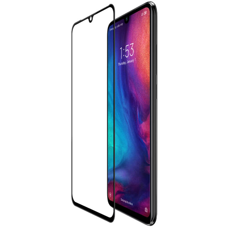 XIAOMIN 50PCS Non-Full Matte Frosted Tempered Glass Film for OnePlus 7 No Retail Package Durable