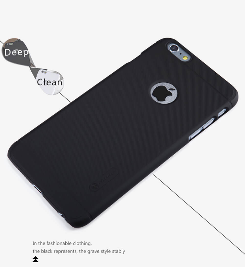 Nillkin Super Frosted Shield Matte cover case for Apple iPhone 6 Plus / 6S Plus