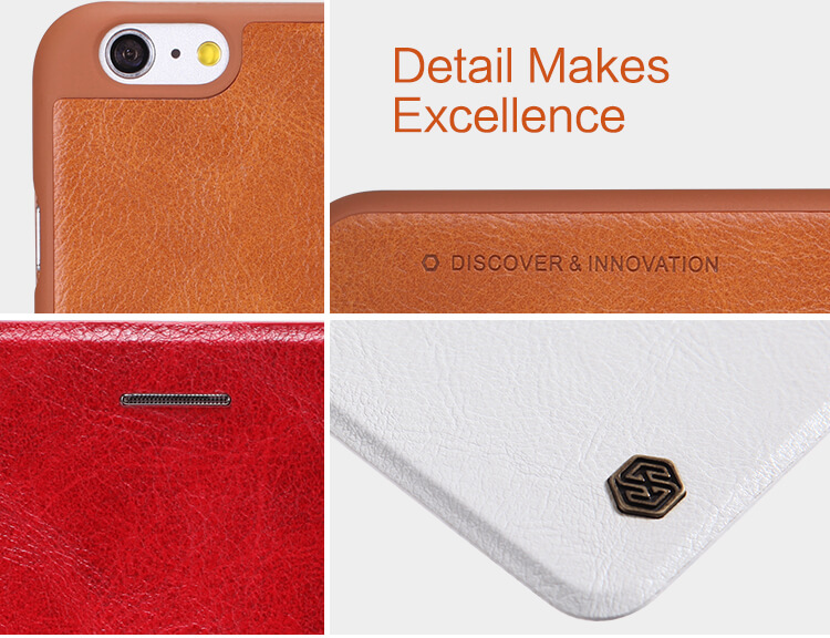 Nillkin Qin Series Leather case for Apple iPhone 6 Plus / 6S Plus