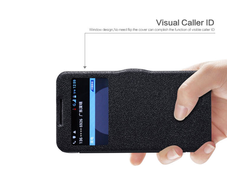 Image result for NILLKIN LEATHER CASE FOR LENOVO A680