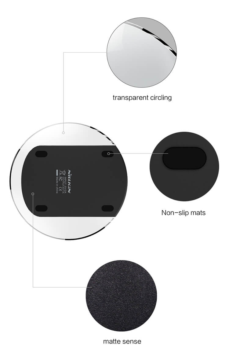 Nillkin Qi Wireless Charger Magic Disk 2