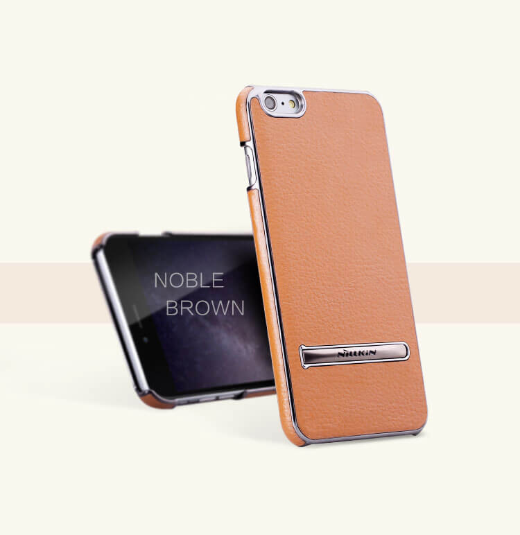 Nillkin M-Jarl series Leather Metal case for Apple iPhone 6 / 6S