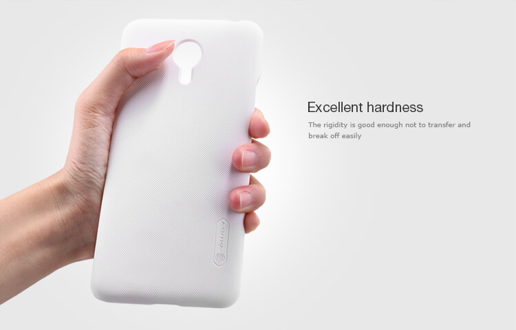 Nillkin Super Frosted Shield Matte cover case for Meizu M2 Note (Melian Note 2) + free screen protector