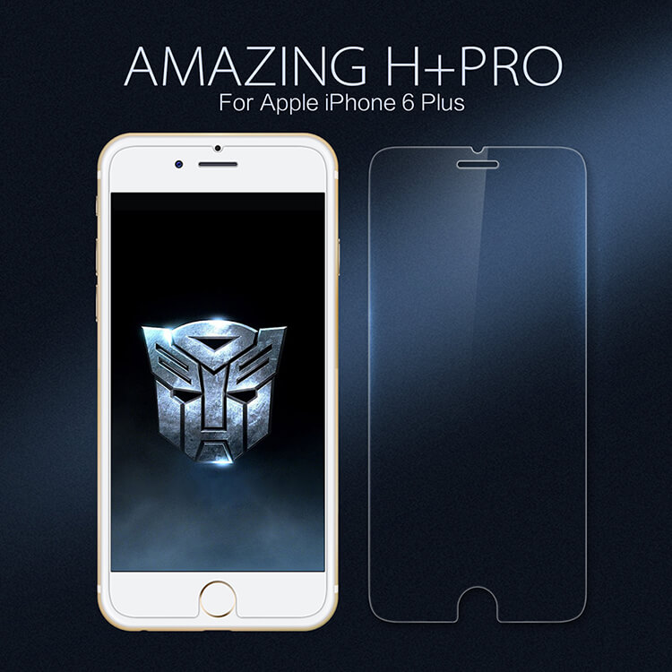 Nillkin Amazing H+ Pro tempered glass screen protector for Apple iPhone 6 Plus / 6S Plus