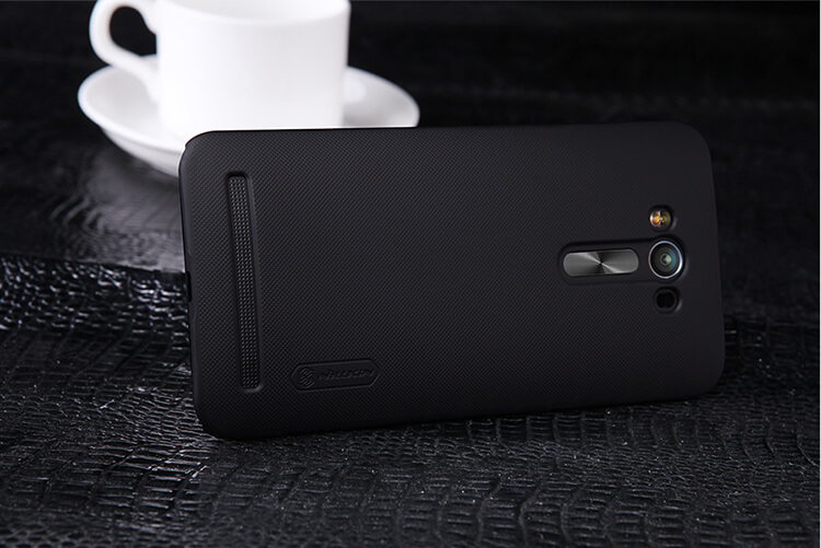 Nillkin Super Frosted Shield Matte cover case for Asus Zenfone 2 Laser (ZE550KL) + free screen protector