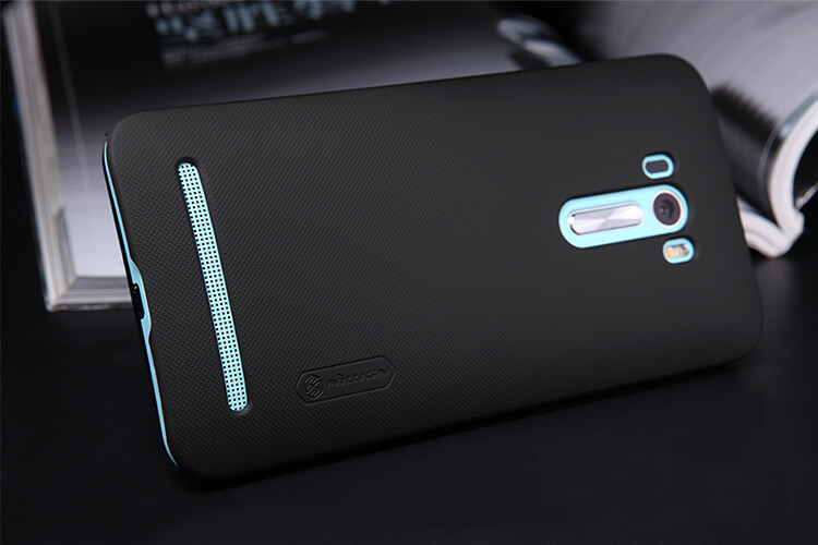 Nillkin Super Frosted Shield Matte cover case for Asus Zenfone Selfie (ZD551KL) + free screen protector