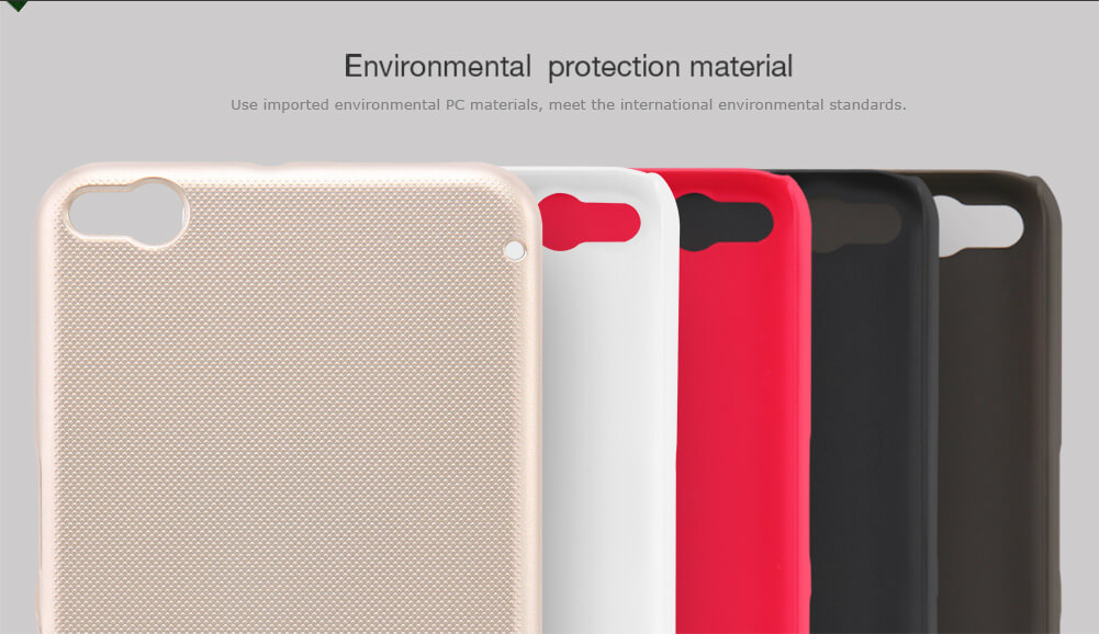 Nillkin Super Frosted Shield Matte cover case for HTC One X9 + free screen protector