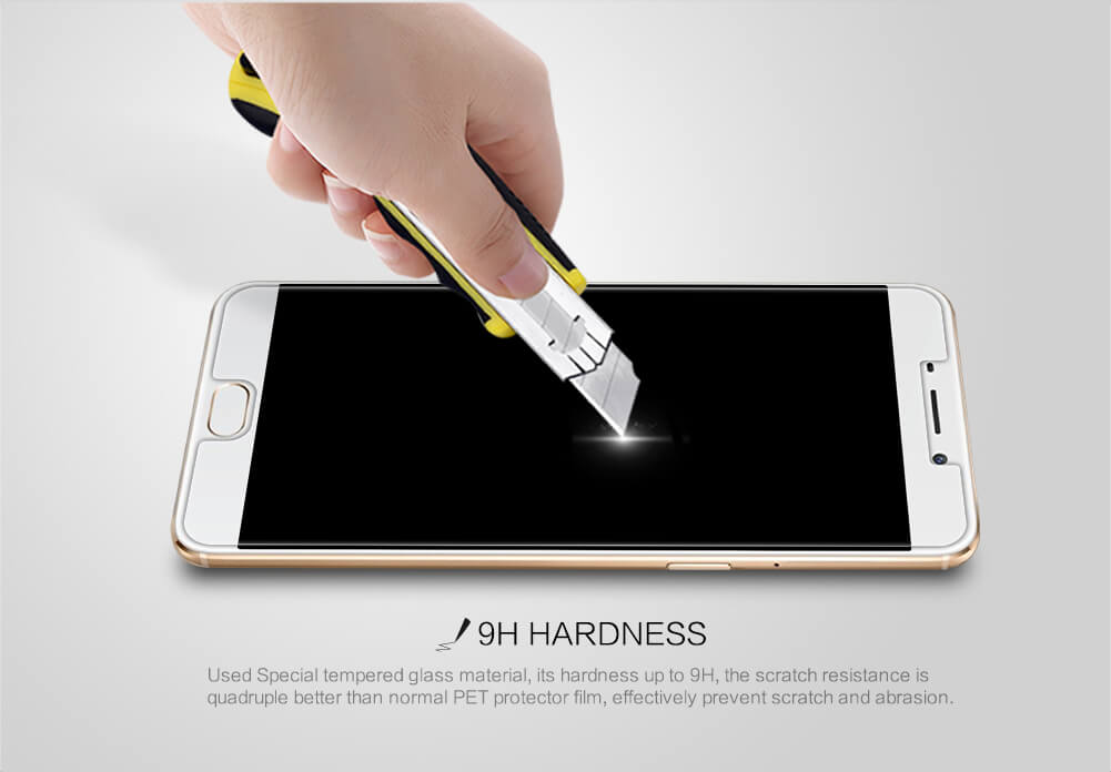 Nillkin Amazing H+ Pro tempered glass screen protector for Oppo R9