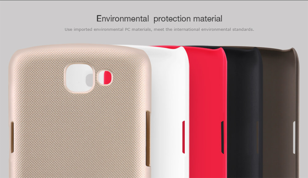 Nillkin Super Frosted Shield Matte cover case for LG K4