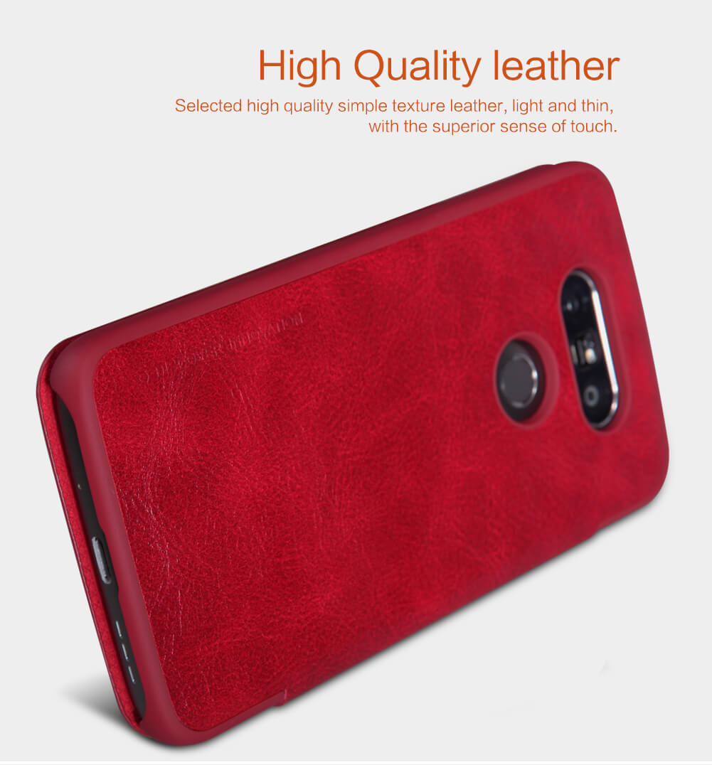 Nillkin Qin Series Leather case for LG G5/LG H830 (5.3)