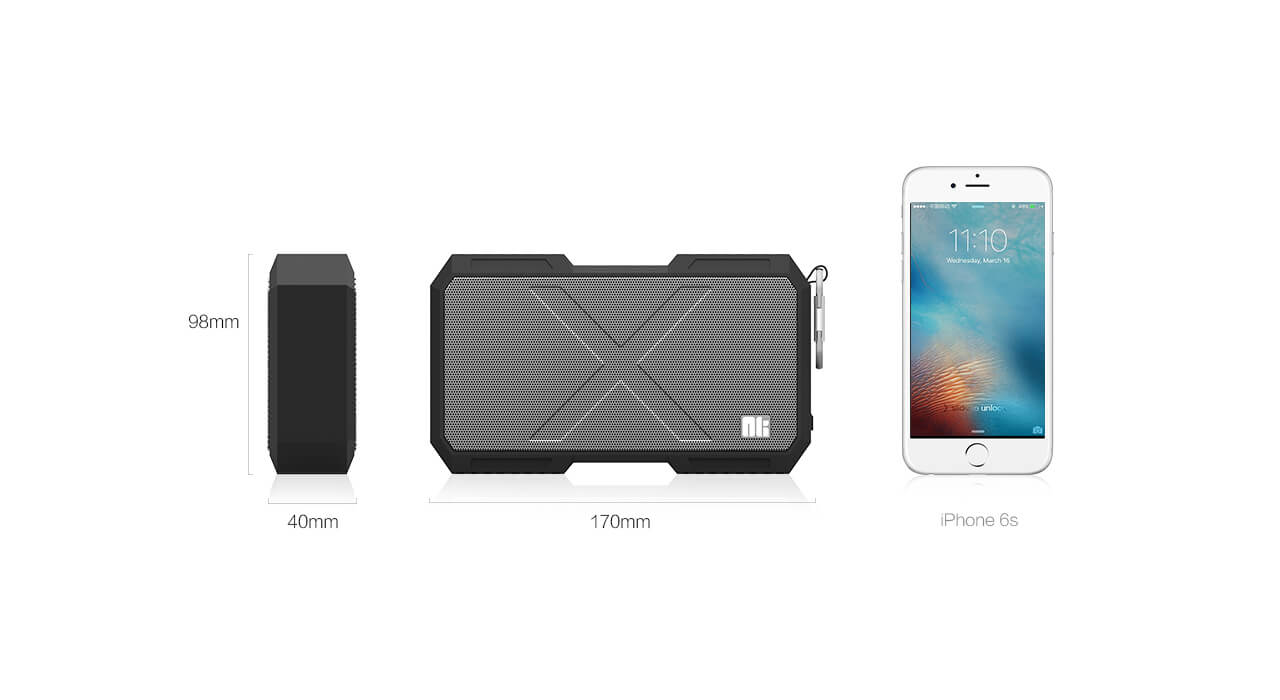 Nillkin X-MAN Wireless Bluetooth Speaker