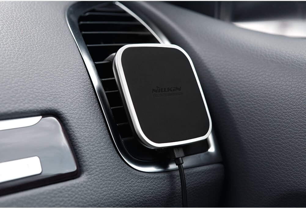 Category/car Reviews >> NILLKIN Car Magnetic QI Wireless Charger