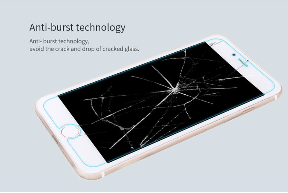 Nillkin Amazing PE Tempered Glass Screen Protector For Apple IPhone 7 Plus
