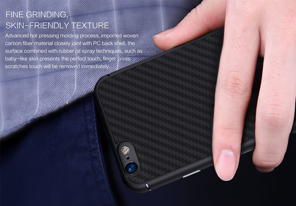 Nillkin Synthetic fiber Series protective case for Apple iPhone 7