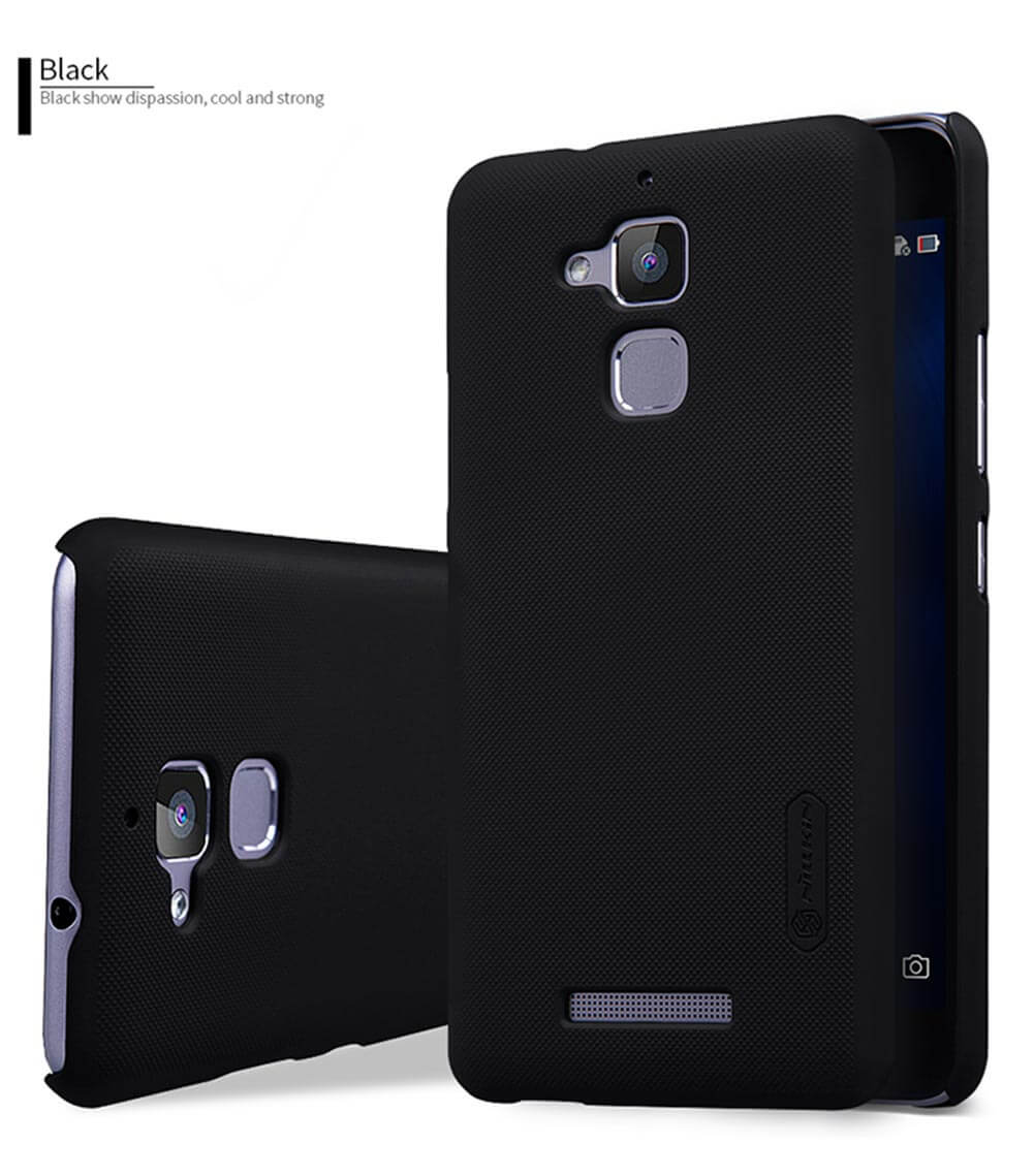 Nillkin Super Frosted Shield Matte cover case for Asus Zenfone 3 Max ZF3 (ZC520TL) + free screen protector