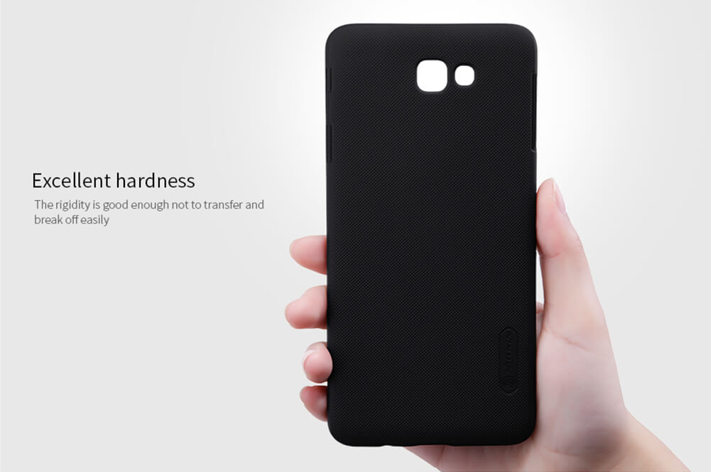 Nillkin Super Frosted Shield Matte cover case for Samsung Galaxy J7 Prime (On7 2016) + free screen protector