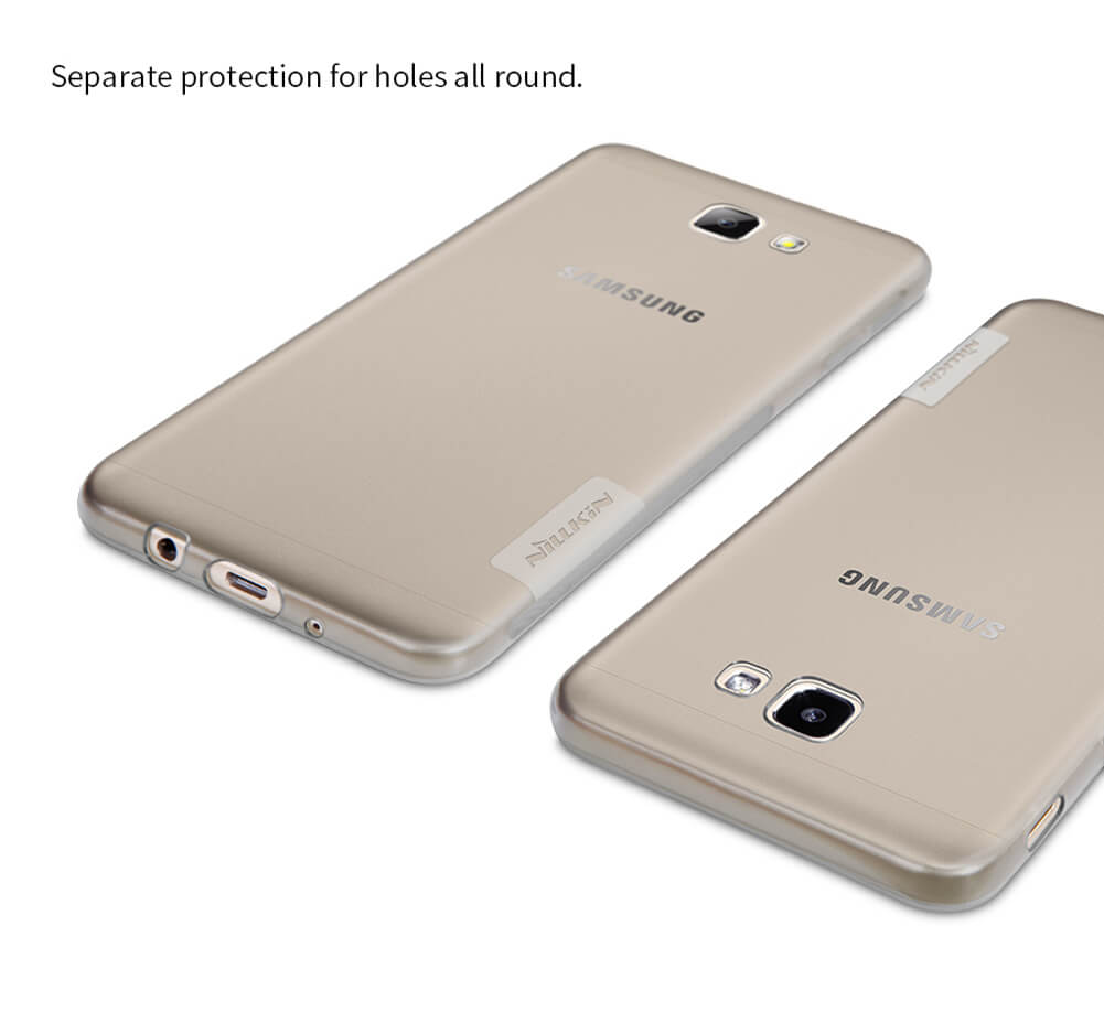 Nillkin Nature Series TPU case for Samsung Galaxy J5 Prime (On5 2016)