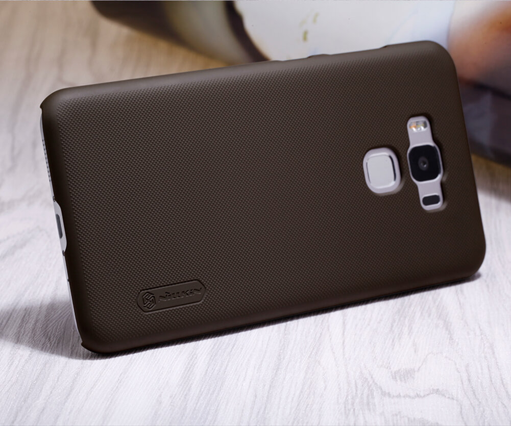 Nillkin Super Frosted Shield Matte cover case for Asus Zenfone 3 Max (ZC553KL) + free screen protector